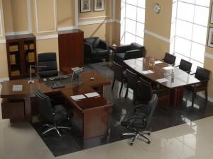 Подбор офисной мебели
